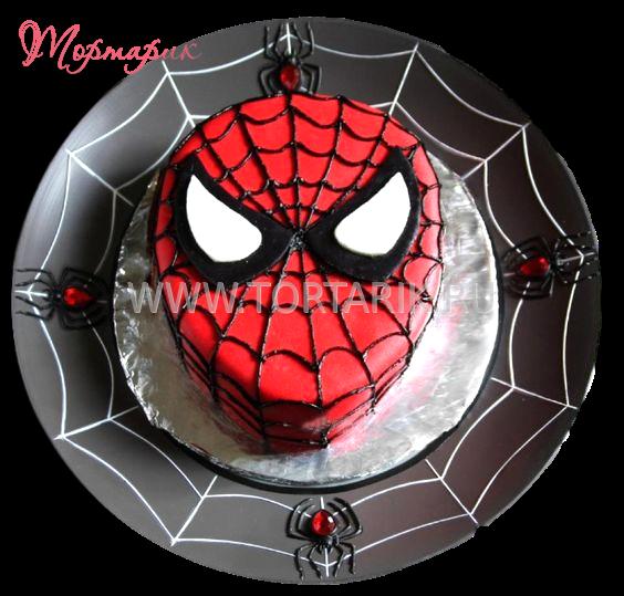 Как сделать паук для торта 759